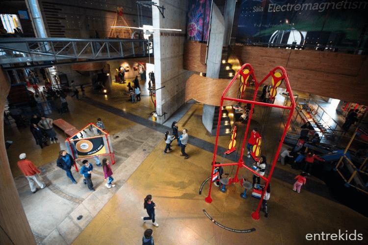 Museo Interactivo Mirador ¡Aprender Jugando!