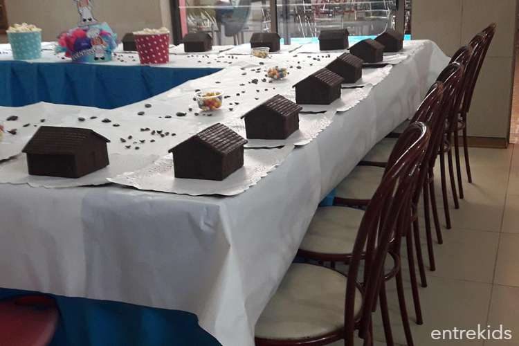 Celebra el cumpleaños de tu hijo/a en Bate Bate