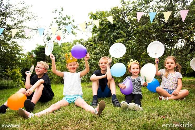 Celebra el cumpleaños de tu hijo/a en Kids Play House