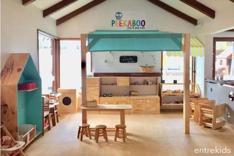 Descubre y juega en Peekaboo La Dehesa