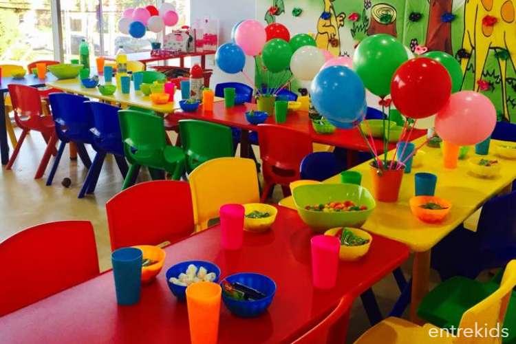 Celebra el cumpleaños de tu hijo/a en Parapekes, Plan Vip