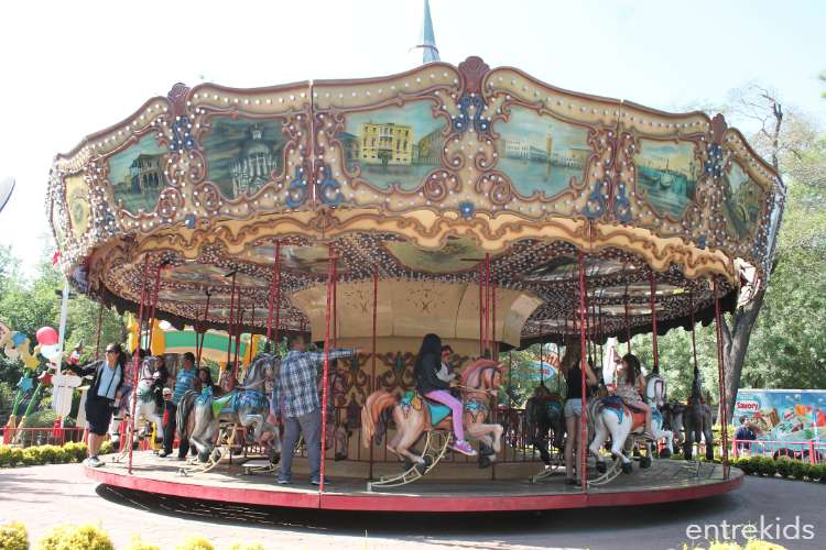 Fantasilandia, la diversión total!