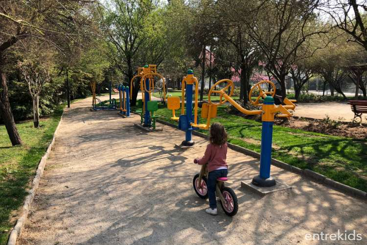 Parque Las Rosas