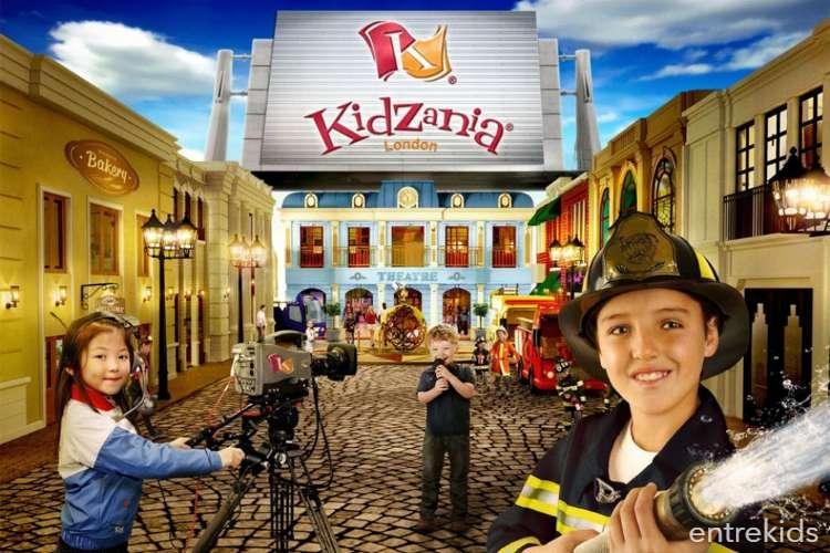 Kidzania, juega a ser lo que quieras ser!