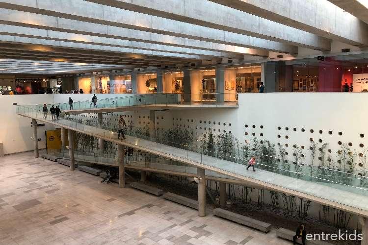 Centro Cultural La Moneda, exhibiciones para todos