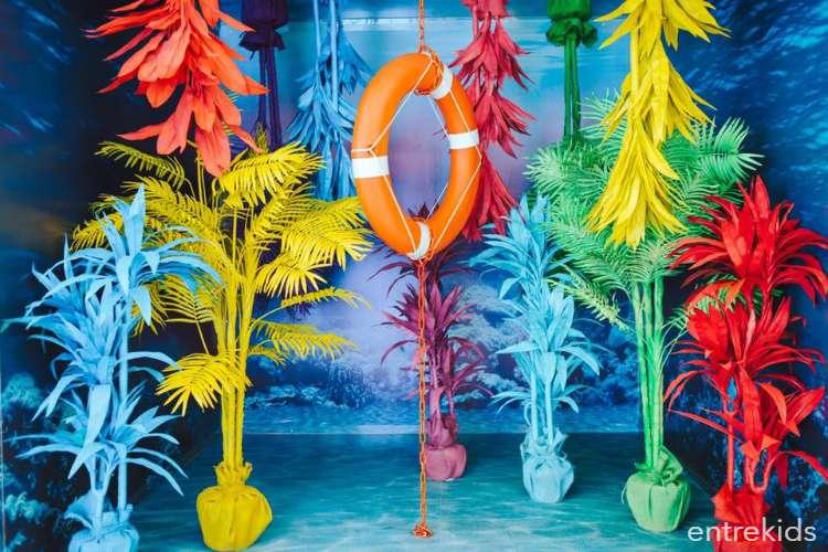 Los Océanos Celebran