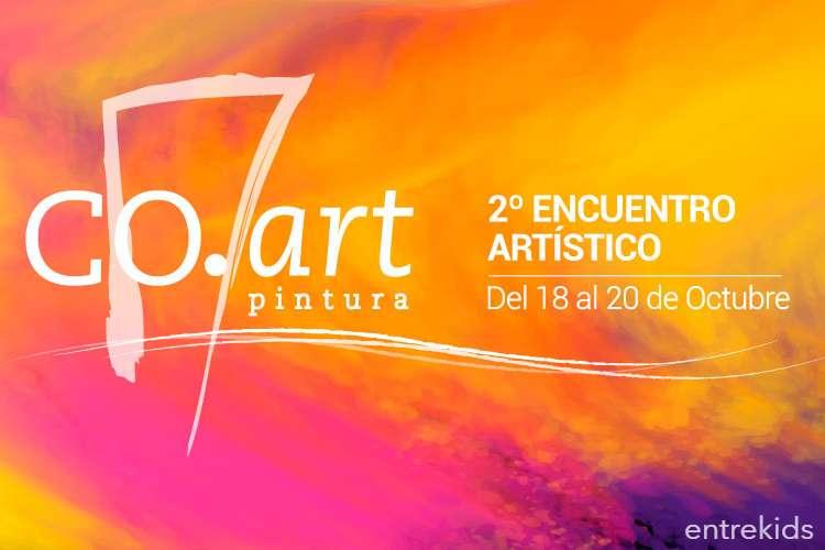 """Seguda versión """"Co. Art"""", Arte, música y cultura"""