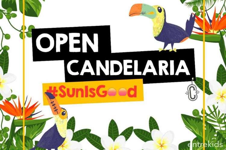 Open Candelaria, Festival al aire libre