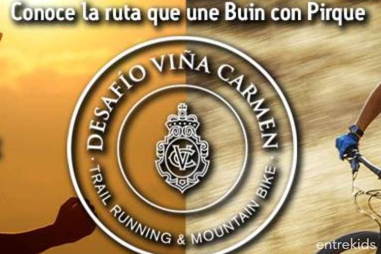 Desafío Viña Carmen 2018