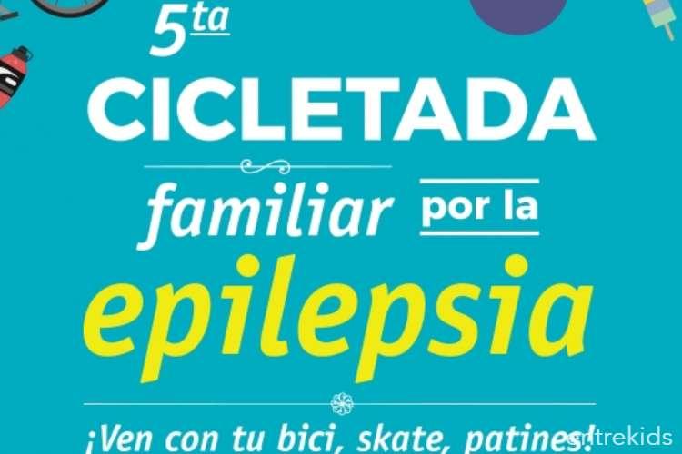 5° Cicletada familiar por la epilepsia
