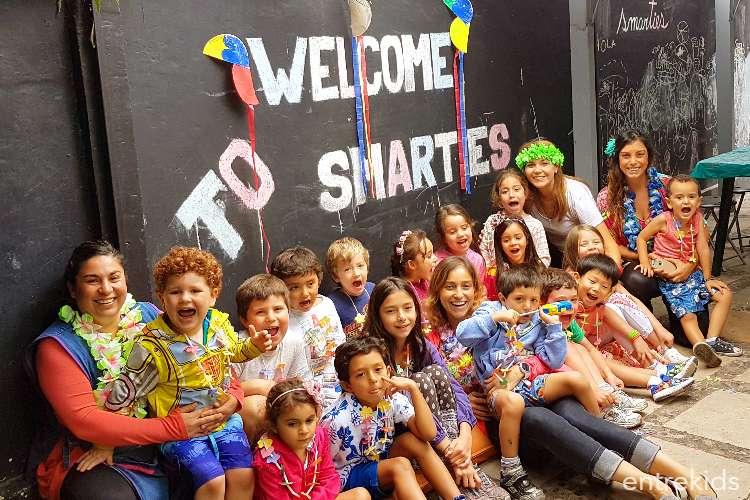 Entretención y Apoyo Escolar en Smarties