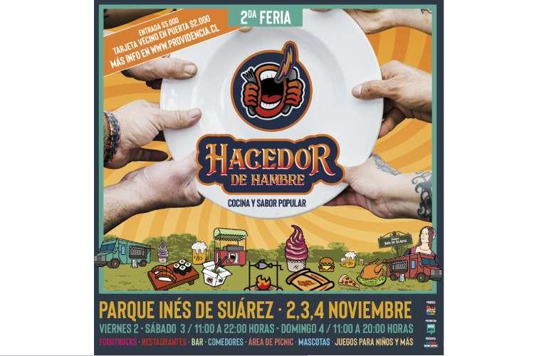 """Feria """"El hacedor de hambre"""""""