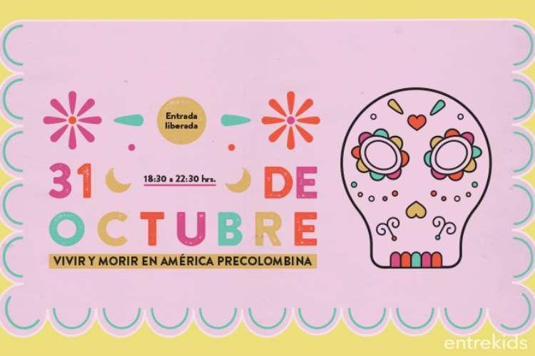 Noche de Muertos en el Precolombino