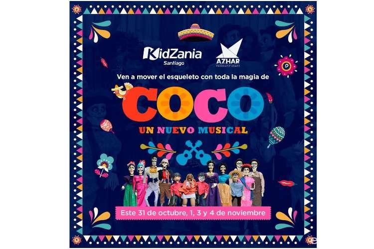 Fiesta de Calaveras en KidZania