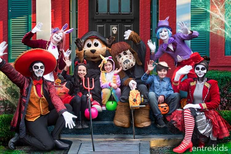 Halloween en Fantasilandia