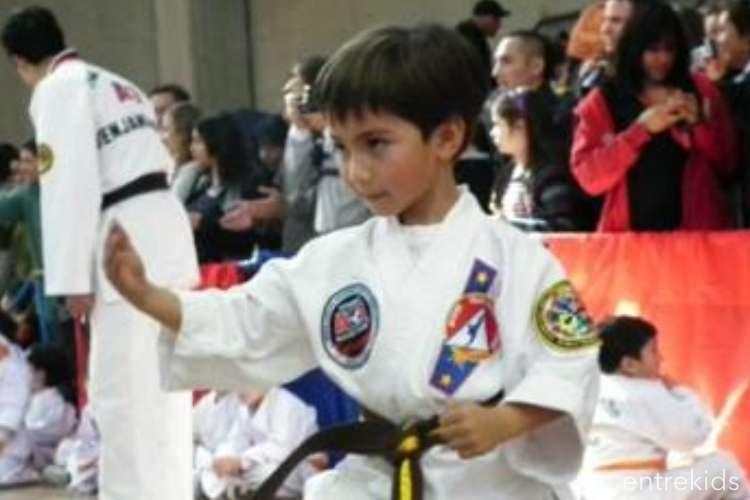 Taller Taekwondo ATA para niños
