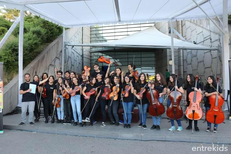 Conciertos Infantiles de Primavera al aire libre en el MIM