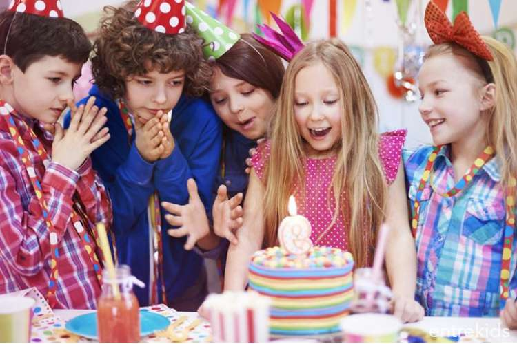 El cumpleaños soñado de tus hijos en HareKori