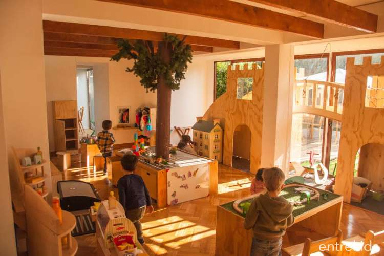 Entrada Niño + Café en Babarrún