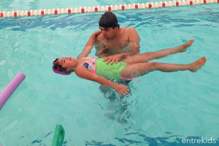 Curso intensivo de natación verano 2019