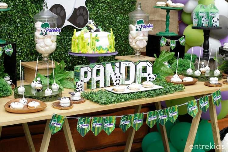 Celebra el cumpleaños en Panda Club