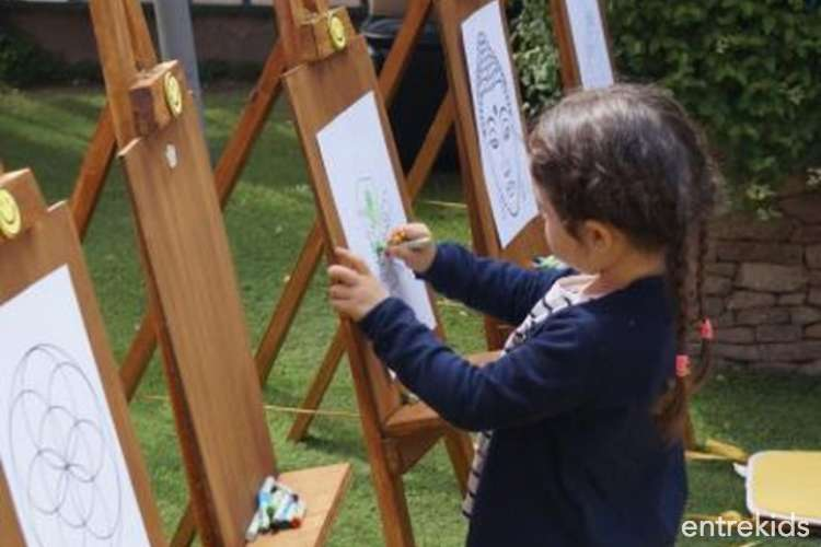 Feria Pilchas Expo- Emprendedores Jardín La Grulla