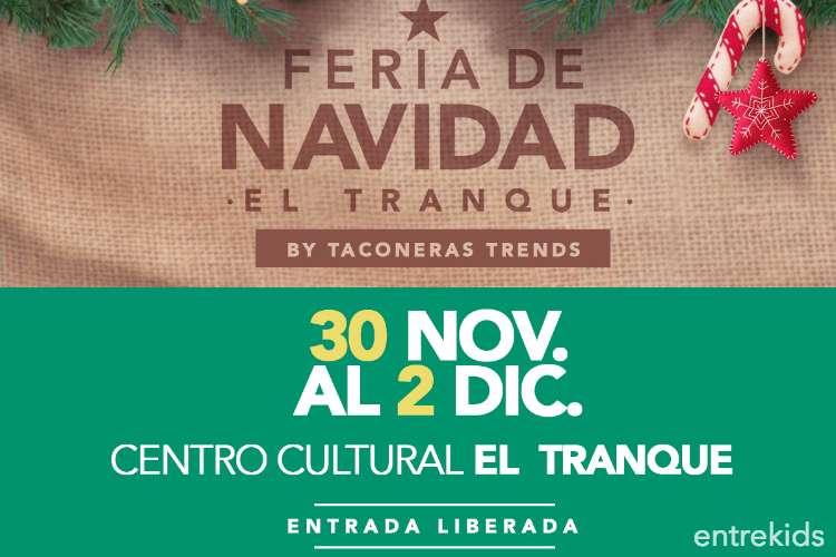 Feria de Navidad El Tranque by Taconeras