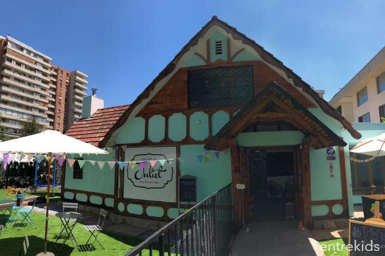 La Casa de Juliet - Almuerzo y juegos para niños
