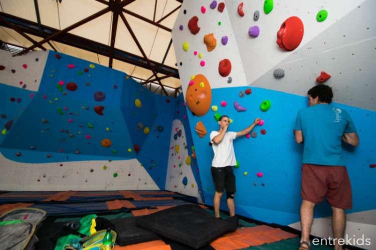 Pases diarios para niños en Bhanga Climbing
