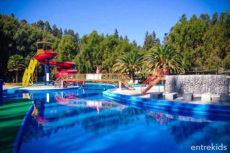 Parque Acuático Aquabuin - Un día de descanso en familia