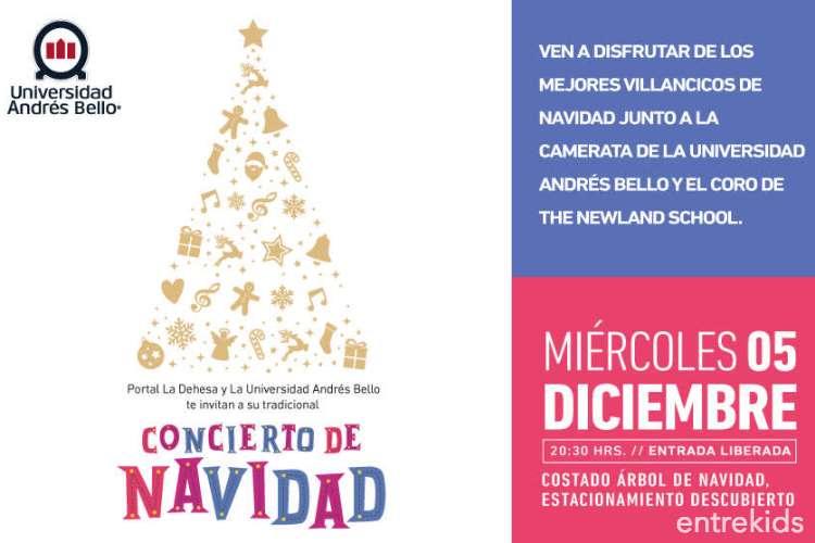 Concierto de Navidad Portal La Dehesa