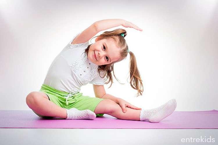 Clases de Yoga para niños