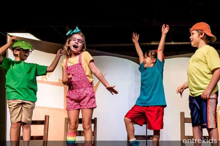 2 Semanas Teatro Musical Infantil (Ciclo 1)