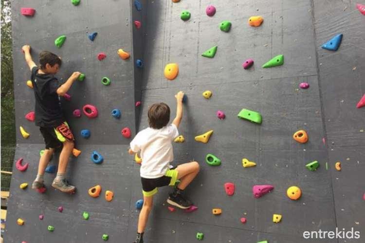 Escuela de verano en Play Park - La Dehesa