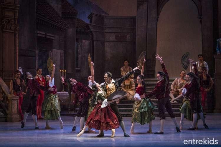 Navidad en el parque: Ballet El Quijote