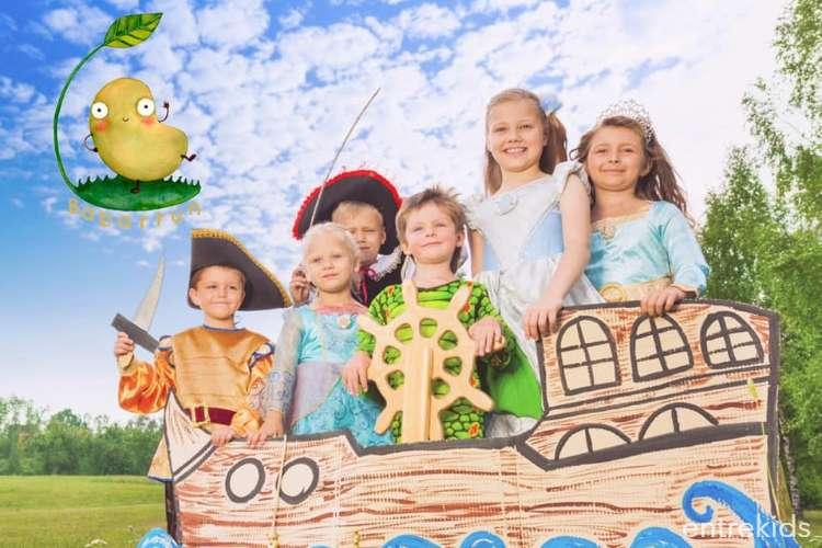 Taller de verano para niños en Babarrún