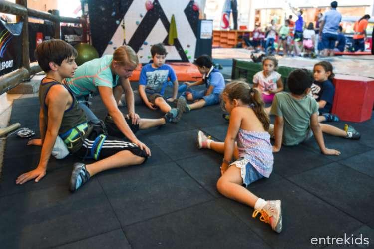 Pases diarios para niños en Muro Mallsport