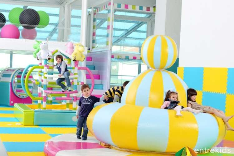 Entrada niño Yukids - Mall Sport