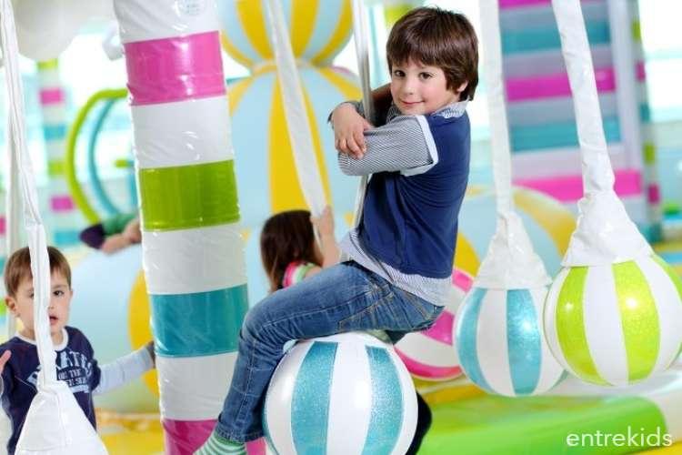 Entrada niño Yukids - Mall Plaza Tobalaba