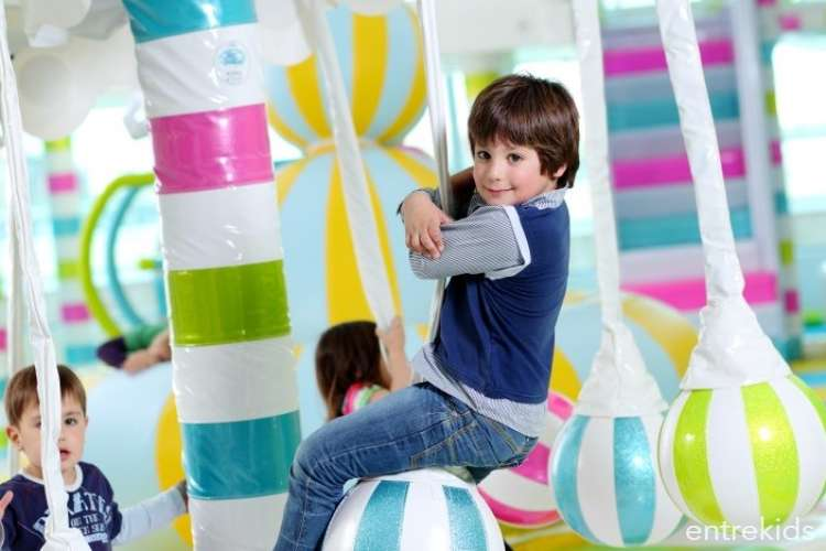 Entrada niño Yukids - Mall Paseo Balmaceda La Serena