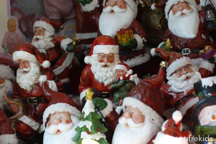 Las mejores Ferias Navideñas de Santiago