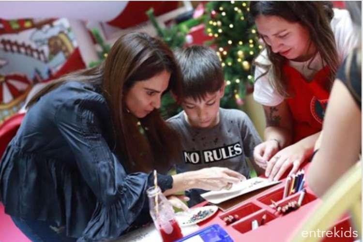 Navidad en Costanera Center