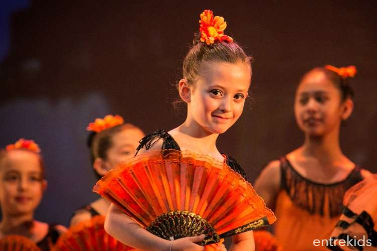Taller de verano: Flamenco Infantil Mensual