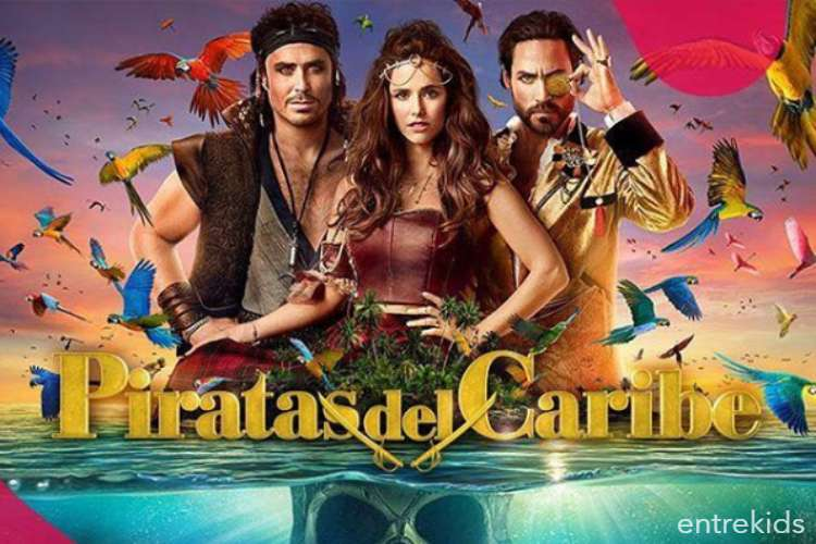 Piratas del Caribe en Mall Plaza