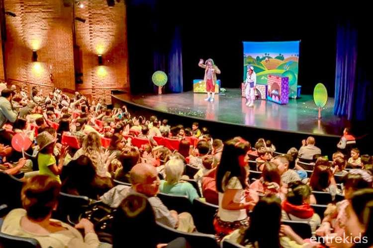 La Patrulla de la Imaginación en Teatro Mori
