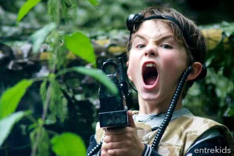 Cumpleaños en Lasershot: Adrenalina con Pistolas Láser