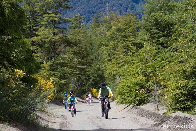 Parque Hueñu Hueñu entretención en familia