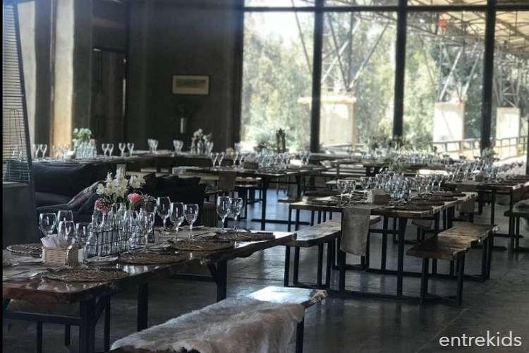Lo Pirque Centro Ecuestre - Buffet y tradiciones Chilenas