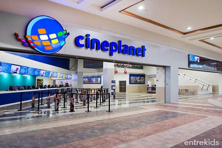 Entradas 2D en Cineplanet