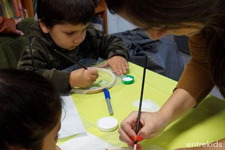 Talleres Para Niños en Casa de Oficios